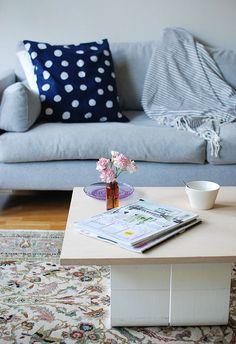 Livingroom http://www.divaaniblogit.fi/cosyhome/ Photo by Saija Starr