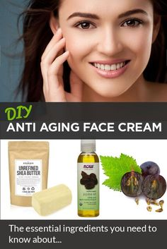 3 Essential Anti Wrinkle Ingredients You Need to Know About http://onebodyinsider.com/diy-anti-aging-face-cream/