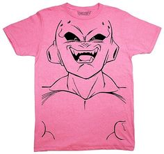 Fresh Pink Buu T-Shirt Dragon Ball Z Shirts