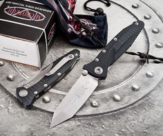 Microtech SOCOM Delta- what a knife!