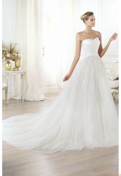 Wedding Dresses Pronovias Layna 2014