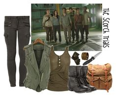 The Scorch Trials Punk Outfits, Cosplay Outfits, Cute Casual Outfits, Fashion Outfits, Fashion Boots, Zombie Apocalypse Outfit, Apocalypse Fashion, Fandom Fashion, Nerd Fashion