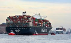 Significant downturn in container throughput in the Port of Hamburg - http://www.logistik-express.com/significant-downturn-in-container-throughput-in-the-port-of-hamburg/