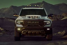 Dodge Ram Trucks, New Trucks, Cool Trucks, Pickup Car, Pickup Trucks, Trx, Chevy Reaper, Goodyear Wrangler, All Terrain Tyres