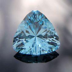 Bespoke Gems - Fine Handcut Designer Gemstones - Precious and Semi Precious Gemstones - Blue Topaz