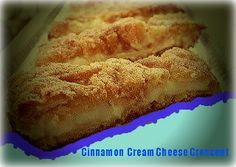 Cinnamon Cream Cheese Crescent Rolls – Mom 'N Daughter Savings