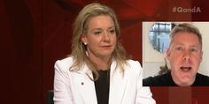 Anti-Gay Marriage MP Confronted By Her Own Gay Brother During TV Debate