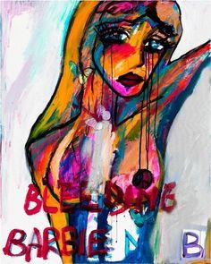 Bild på Bleeding Turquoise