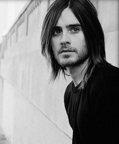 Jared Leto • FUCK ME WITH THAT HAIRSTYLE