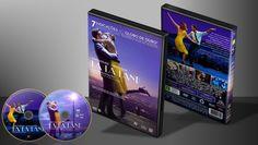 La La Land - Cantando Estações - Capa | VITRINE - Galeria De Capas - Designer Covers Custom | Capas & Labels Customizados