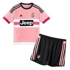 Maglia Juventus Bambino Seconda 2015-2016 Liga Premier, Premier League, Jeep, Sports, Tops, Fashion, Kid, Hs Sports, Moda