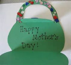 Mother's Day Craft Cards - Bing Images