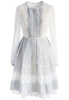 Days with Grace Lace Dress - New Arrivals - Retro, Indie and Unique Fashion