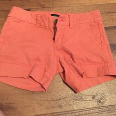 Redish shorts Gently used shorts American Eagle Outfitters Shorts Jean Shorts