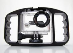 Cliche . . .: iSteady Shot Pro-Holder – Keep your GoPro steady
