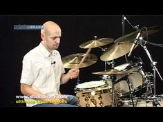 How To Play Drums - Rosanna - Toto Drum Lesson With Pete Riley Sticklibrary Drum Lessons, How To Play Drums, Double Bass, Music School, Clarinet, Drummers, Percussion, Classical Music, Choir
