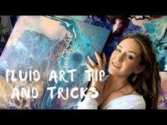 FLUID ACRYLIC TIPS AND FAQ'S | omeara_lauren - YouTube