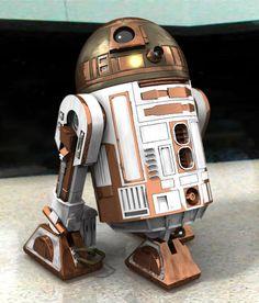 Star Wars - R4-G9 Droid, Wookieepedia.