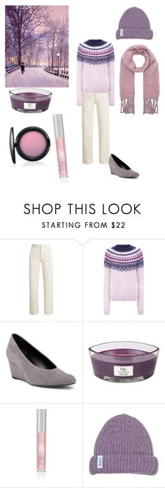 """""""#PolyPresents: Wish List Colors of Winter"""" by coolb92 on Polyvore featuring Rachel Comey, Markus Lupfer, VANELi, WoodWick, Lipstick Queen, Bobbl and Accessorize"""