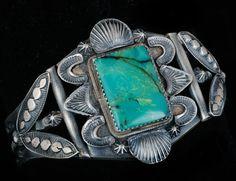Incredible Navajo Silver Cuff