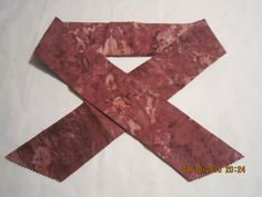 """Extra Wide 3"""" Reusable Non-Toxic Cool Wrap / Neck Cooler  - Tones and Marbled - Rose by ShawnasSpecialties on Etsy"""