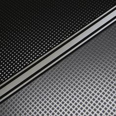 selective aluminum finish