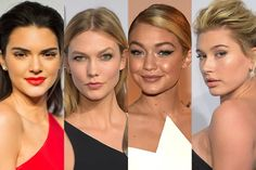 4 Beauty Ideas for Prom, Courtesy of Your Favorite Supermodels