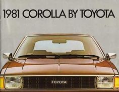 The Toyota Corolla is the best-selling car in the world of all time, did you know?
