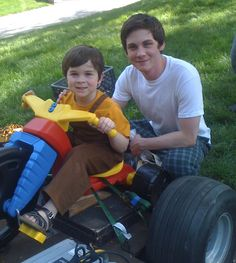 Little little Charlie & Logan Lerman Perks of Being a Wallflower