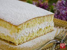 La Kinder Paradiso è una tortina conosciuta e apprezzata, una rivisitazione casalinga della famosissima merenda.