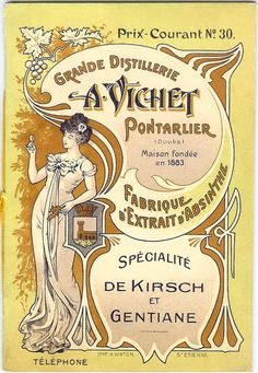 Absinthe Papers – Absinthe Originals
