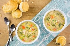 Slow Cooker Chicken Pot Pie; i made my own cream of chicken soup.  Yummy recipe!