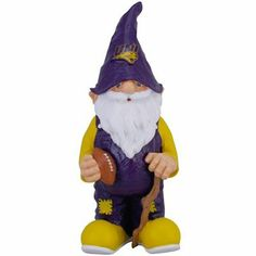 Northern Iowa Panthers Football Garden Gnome