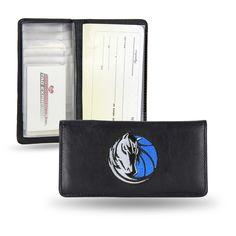 Dallas Mavericks Checkbook Holder (Embroidered)