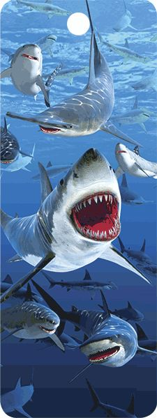 Fears of the Deep Shark Bedroom, River Painting, All Fish, Ocean Creatures, Weird And Wonderful, Marine Life, Sharks, Animated Gif, Whale