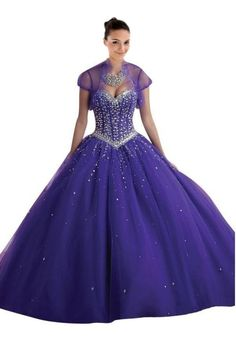 Mollybridal Crystals Quinceanera Ball Gowns Tulle Corset Long Prom Dress Purple 16. Modern Shiny Crystal Sequin Beaded Tulle Ball Gowns. Floor length Lace Up Back Quinceanera Evening Formal Dresses. 2016 Quinceanera Dresses For Junior Girls Women Sweet 15 16. SIZE COLOE:Please read the OUR SIZE CHART image on the left carefully before you order the dress from us,All our dresses are Made-To-Order. Please send us your specifical measurments of your bust, waist, hips, height without shoes…
