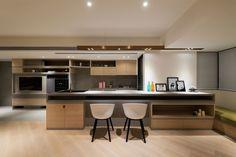 layout pensili cucina