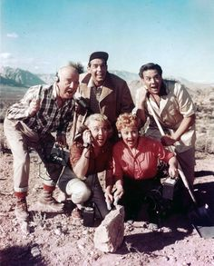 """1958 Publicity Photo for """"The Lucy-Desi Comedy Hour"""" by Lucy_Fan, via Flickr"""