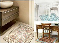 Nisha alfombras de vinilo en DecoSmart