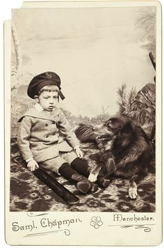 A reassuring paw. From the album Dressing up with Dogs. Scotch Collie, Old Time Photos, Sailor Costumes, Doggy Stuff, Dogs And Kids, Vintage Dog, Border Collies, Old Dogs, Sheltie