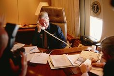 President Bill Clinton aboard Air Force One during brief photo opportunity, 1994 Air Force Ones, Opportunity, Presidents, Hate, Air Force 1