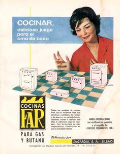 Cocinas Far.Sagardui.Bilbao,1963