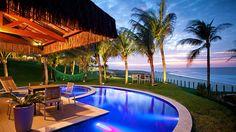 The luxurious Carmel Charme Resort in Brazil