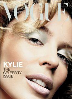 Vogue Australia (May 2003) - Kylie Minogue