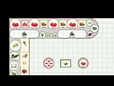 garden layout tool. Free Vegetable Garden Layout, Plans And Planting Guides   Herb Pinterest Layouts, Square Foot Gardening Layout Tool