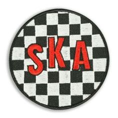 Punk Rock Buttons | Patch Rond Ska - Punk Rock Rockabilly Aitken Skatalites Ska Custom Pin ...