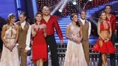 DWTS Season 9 Fall 2009 Aaron Carter and Karina Smirnoff
