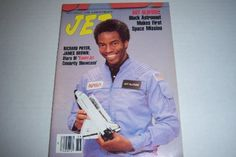 "Jet Digest Magazine ""Guy Bluford: Black Astronaut Makes First Space Mission"" September 5, 1983 by jet, http://www.amazon.com/dp/B008Y1TYG8/ref=cm_sw_r_pi_dp_BWOxrb0F1M0C1"
