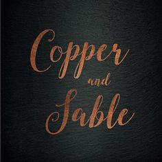 Copper and Sable Logo