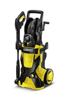 Karcher K 5.540 X-Series 2000-PSI 1.4-GPM Electric Pressure Washer with 25-Foot Hose and Hose Reel